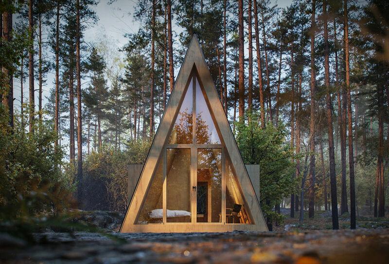 Low-Cost Cabin Blueprints