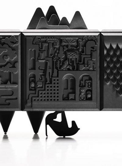 3D-Printed Storage Units