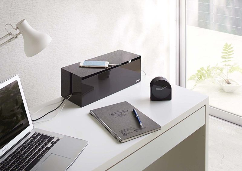 Discreet Organizational Cable Boxes