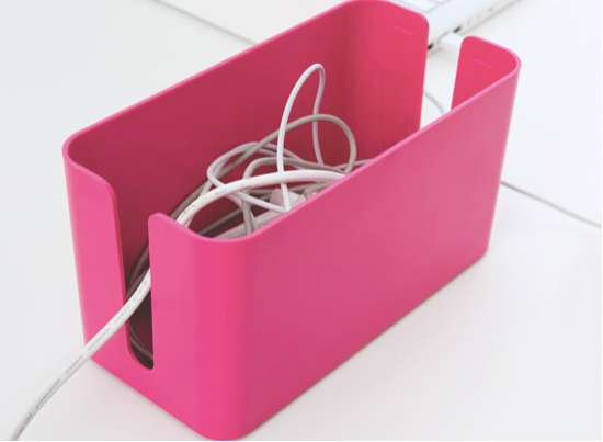 Wire Clutter Containers