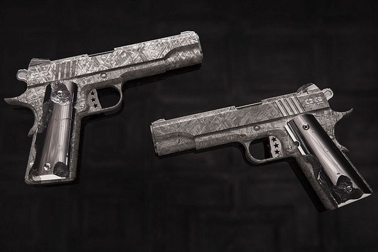 Meteorite Metal Firearms