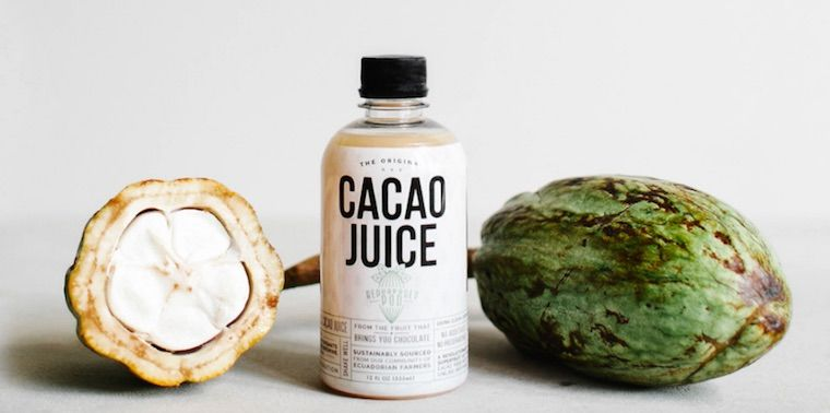 Uplifting Cacao Juices