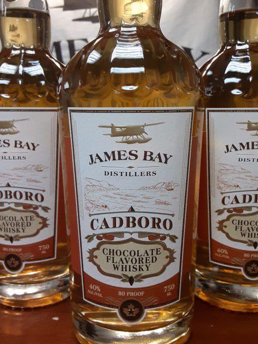 Chocolatey Whisky Spirits