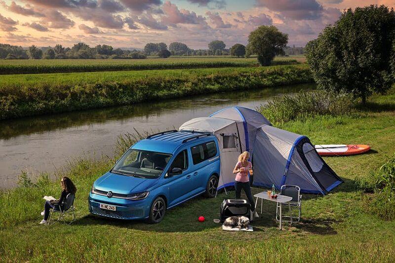 Crossover Camper Vans