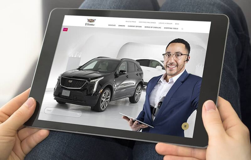 Live Car Showroom Experiences