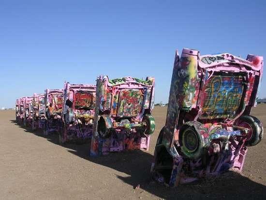 Desert Outdoor Art