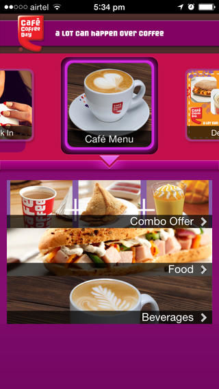 Indian Cafe Apps