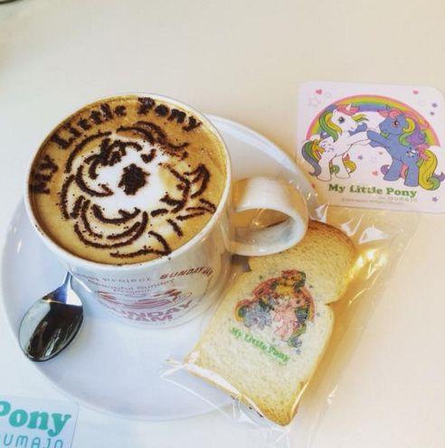 Mystical Pony Cafes