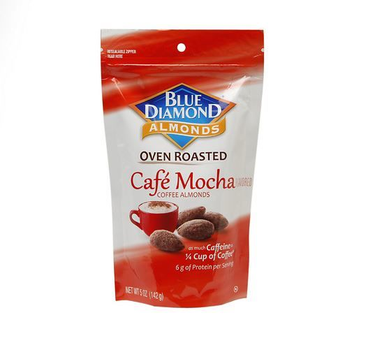 Coffee-Flavored Almonds