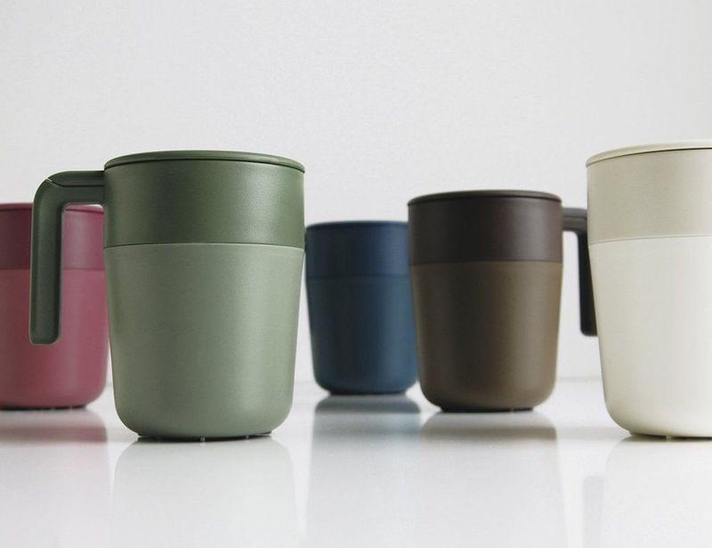 French Press Coffee Mugs
