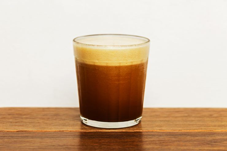 Coconut Espresso Drinks