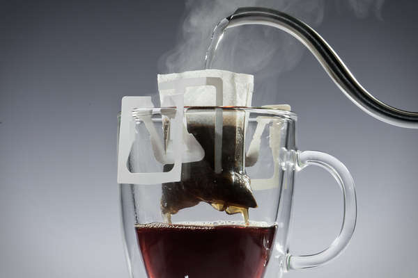 Simple Single Cup Java