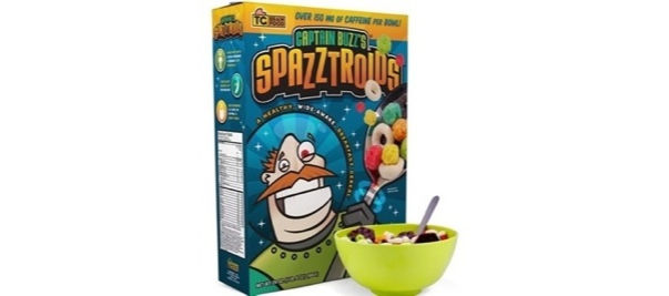 Caffeinated Breakfast Cereals