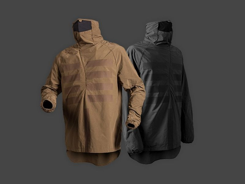 Minimalist Travel Raincoats
