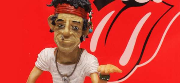 Silly Celeb Sculptures