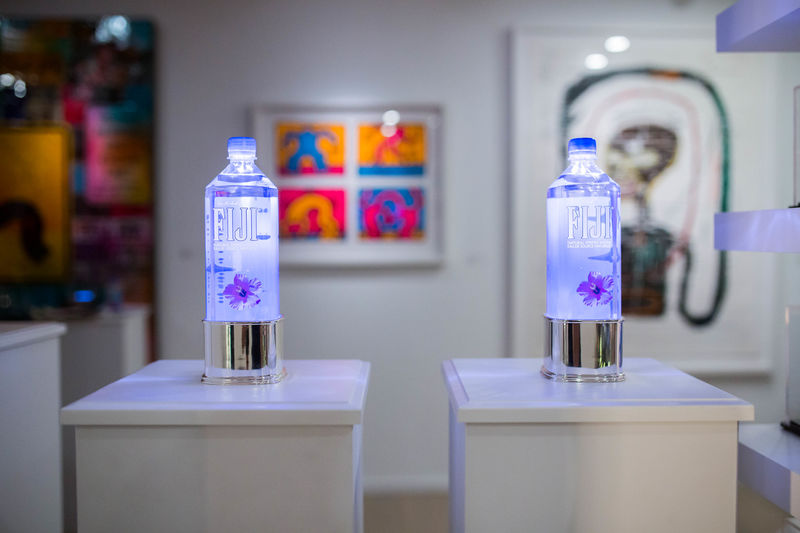 Water-Branded Art Events