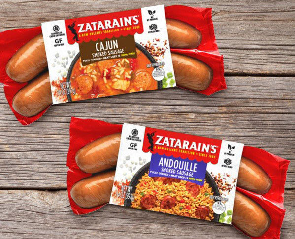 Complementary Sausage Packs