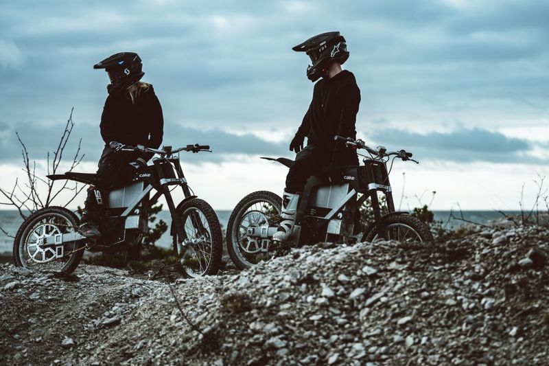 Off-Road Electric Motorcycles
