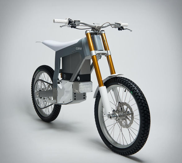 Limited-Edition Electric Motorcycles