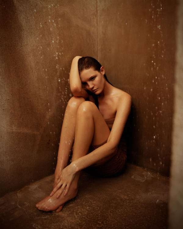 Sensual Shower Shoots