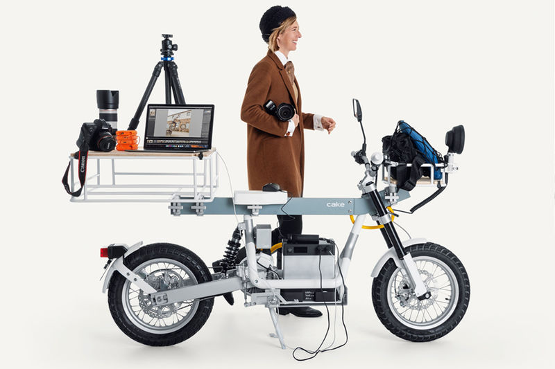 Ultra-Customization Electric Motorcycles