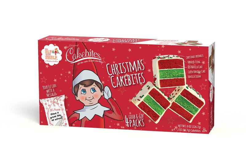 Festive Elf Toy Snacks