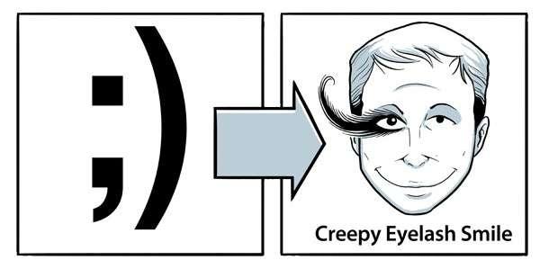 Expressive Smiley Emoticons