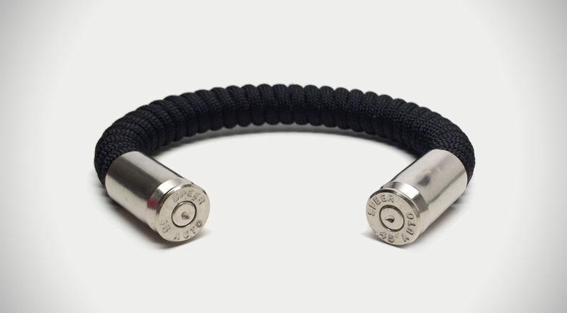 Weaponry Bullet Bracelets