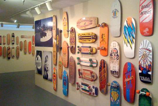 Skater Museums