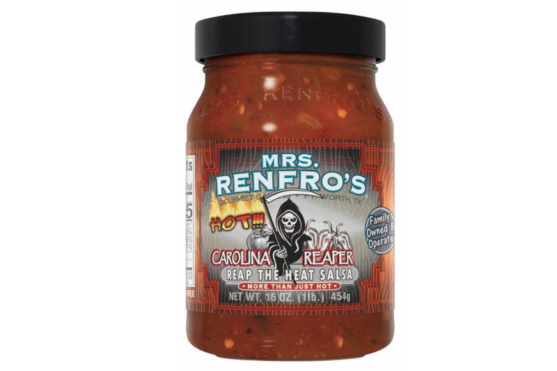 Ultra-Spicy Pepper Salsas
