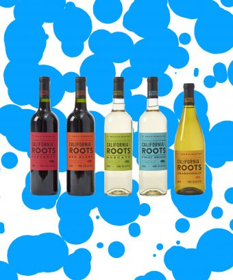 Affordable Retail Store Wines