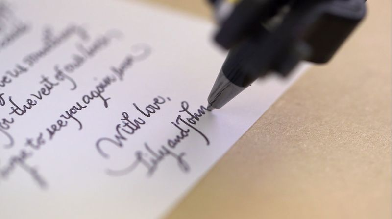 Personalized Handwriting Robots