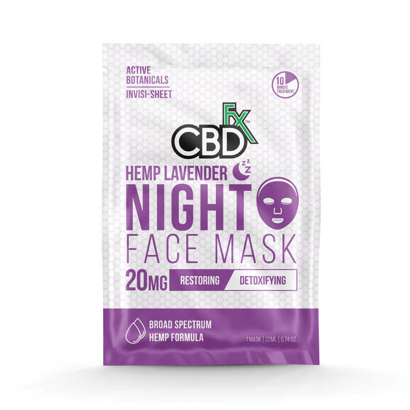 CBD-Powered Face Masks