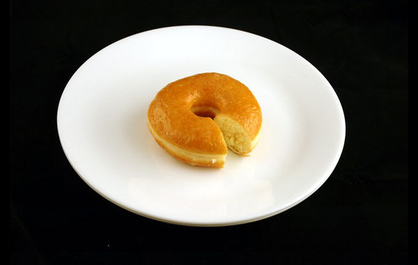 Minimalist Calorie Counting Photos