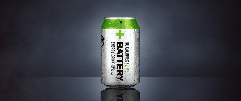 Calorie-Free Energy Drinks