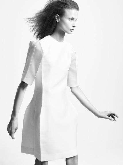 Calvin Klein Spring/Summer 2009 Campaign with Anna Selezneva
