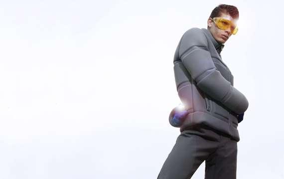 Futuristic Sci-Fi Fashion