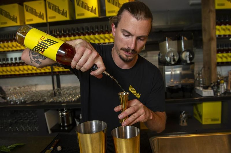 Sustainability Through Distilling
