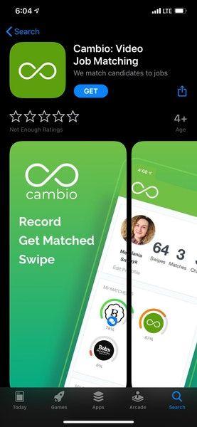 Video-Based Job Matching Platforms