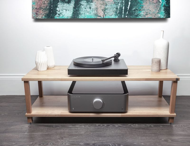 Wire-Free Vinyl Audio Systems