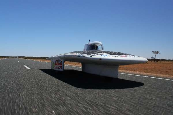 Super Solar Racecars
