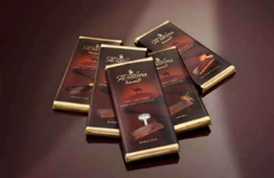 Chocolate  Made of Camel Milk