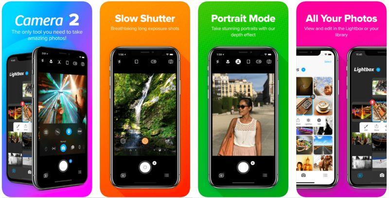 Camera-Improving Apps