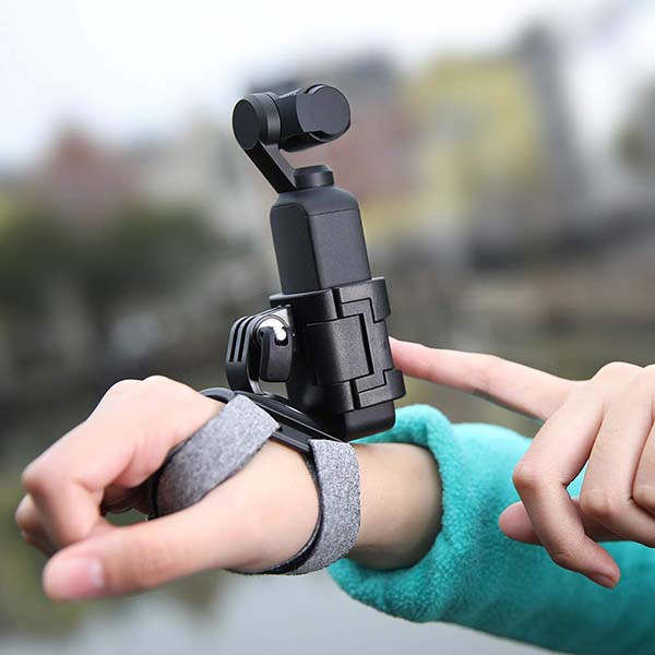 POV Camera Vlogger Straps