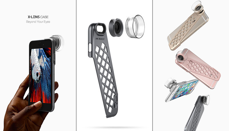 Smartphone Photography Lens Cases