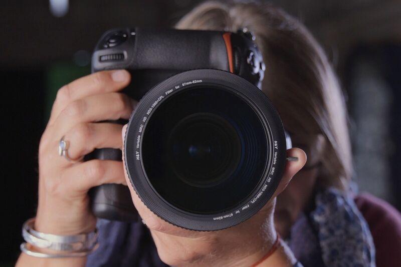Precision Camera Lens Filters