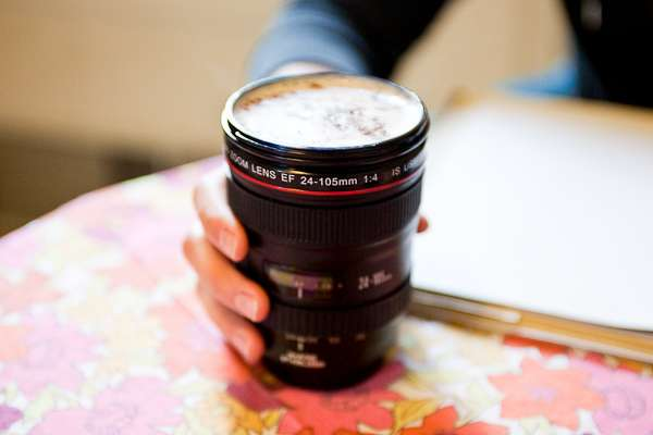 Photo Geek Cups