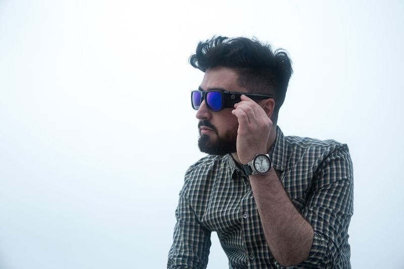 View-Capturing Sunglasses