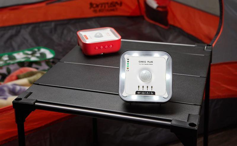 Camping Security Monitors