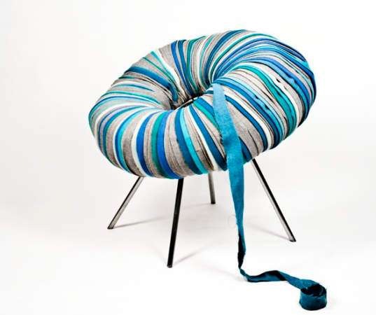 Inner Tube Chairs